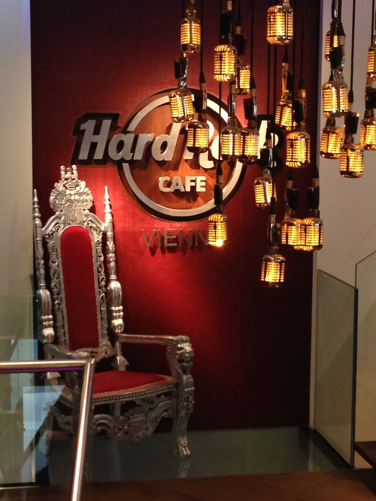 Hard Rock Cafe Vienna Austria Technical Arts Com
